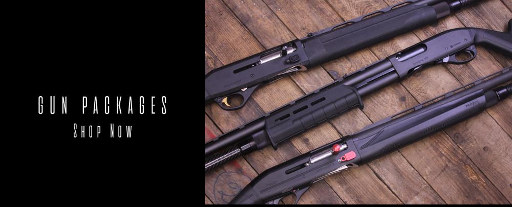 Briley 3Gun chokes, 3Gun shotguns, and 3Gun accessories!