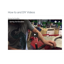 How to and DIY Videos